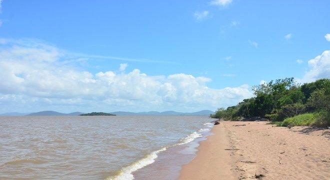 Parque de Itapuã é alternativa perto da Capital para o verão Crédito: Guilherme Testa