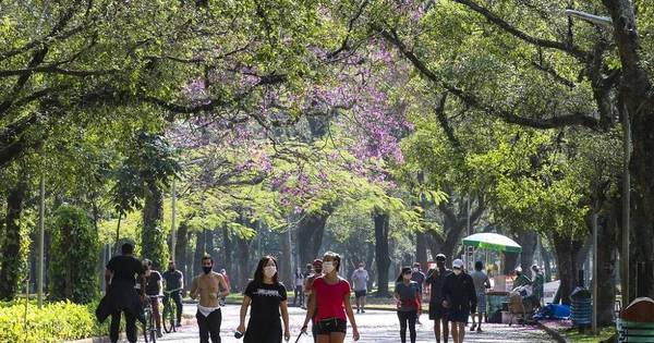 Parques de Guarulhos (SP) reabrem aos fins de semana com restrições