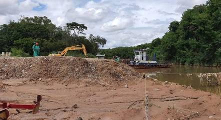 Corpo foi encontrado no Parque Ecológico da Pampulha