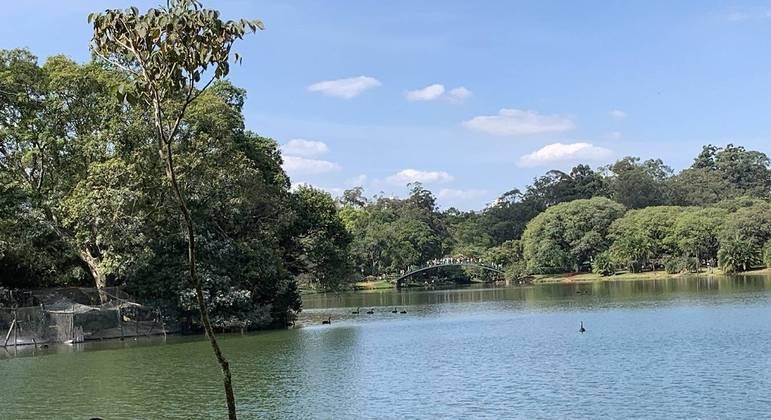 A capital paulista segue com o tempo firme e ensolarado nesta terça-feira (4)