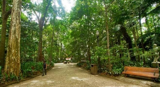Parque Ten. Siqueira Campos, conhecido como Trianon, será privatizado