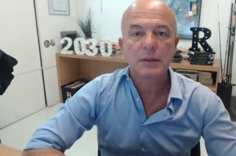 Roberto Motta atualmente é filiado ao PSC (Partido Social Cristão)