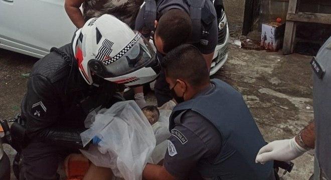 Parto ocorreu na Estrada Dom João Nery, na zona leste São Paulo