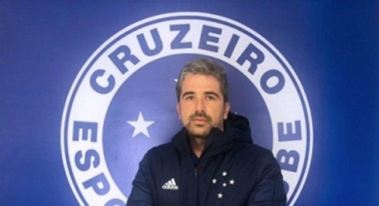 Pastana será o quinto diretor de futebol do Cruzeiro em um ano