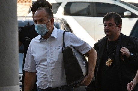 Pastor Everaldo foi preso por agentes da PF nesta sexta-feira (28)