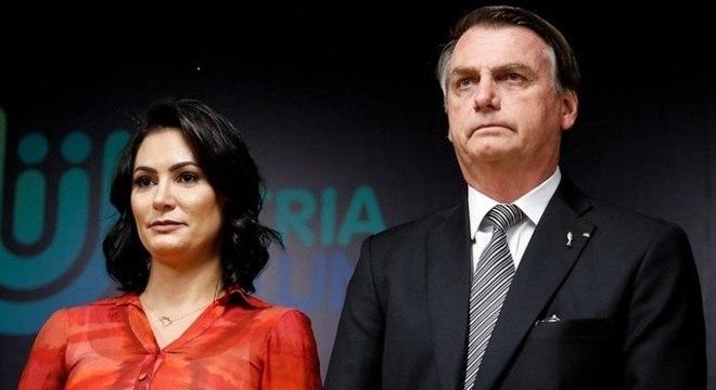 Pedido para medida provisória veio da primeira-dama, Michelle Bolsonaro