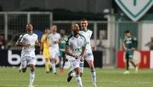 América-MG vence o Palmeiras de virada em BH, pelo Brasileirão