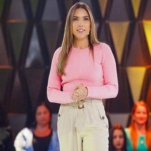 """Patrícia Abravanel tem no """"Vem Pra Cá"""" seu maior desafio"""