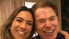 Patricia Abravanel diz que Silvio Santos venceu a covid-19