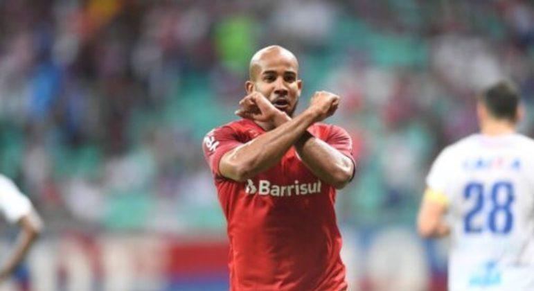 Patrick é um dos jogadores desejados por Abel. Mas Ramírez o quer no Beira-Rio