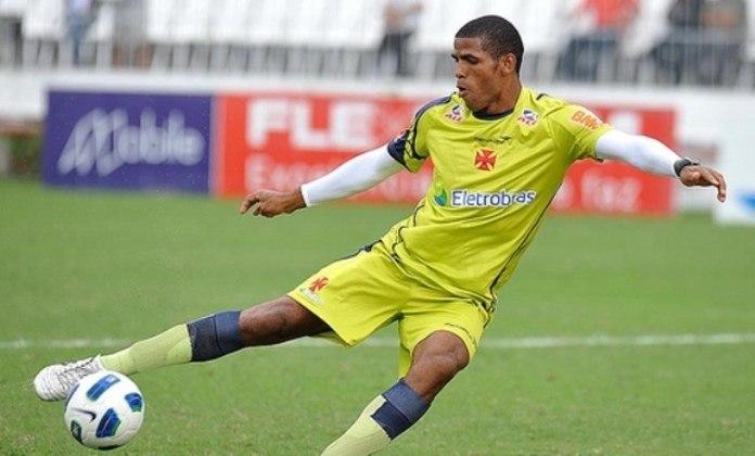 Patrick - Atualmente no Gamba Osaka (JAP), participou de oito jogos pelo time principal do Vasco, entre 2010 e 2011.