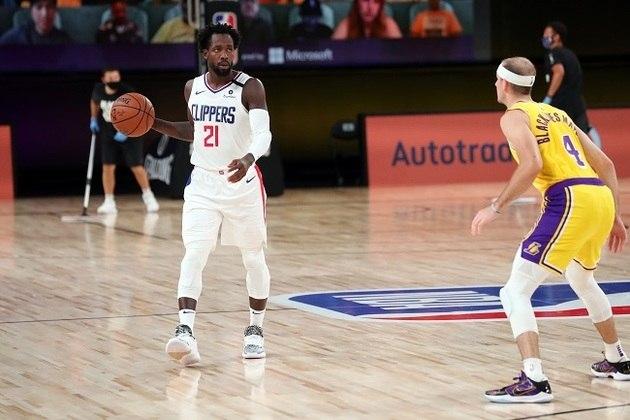 Patrick Beverley – O armador titular do Clippers só disputou um jogo nos playoffs e está na fase final de recuperação de uma lesão na panturrilha. O técnico Doc Rivers já confirmou que ele volta contra o Nuggets. Sua defesa de elite e esforço em quadra são cruciais para as chances de título do time.