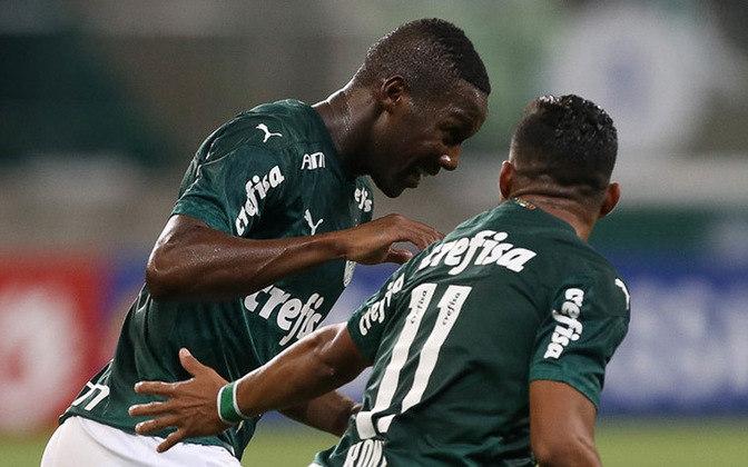 Patrick de Paula - 11 jogos - 765 minutos em campo - 1 gol - 17 desarmes - 11 dribles