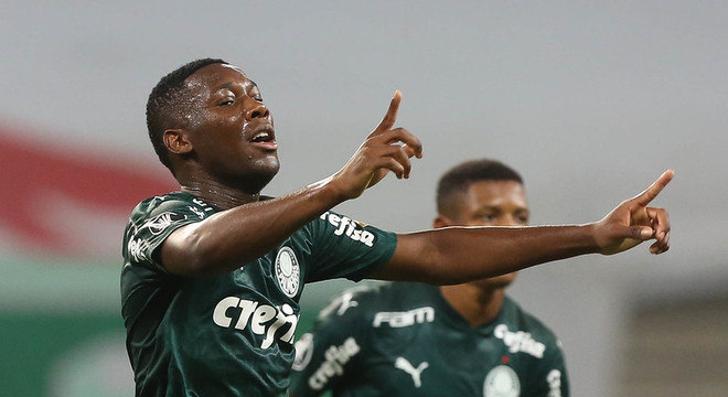 Patrick de Paula - 21 anos - Palmeiras - Valor de mercado: € 9 milhões (R$ 57,49 milhões)