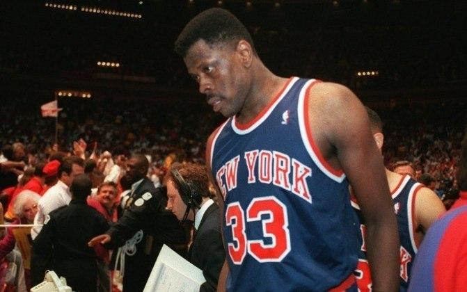 Patrick Ewing - O pivô conquistou duas medalhas de ouro com a seleção norte-americana nos Jogos Olímpicos de 1984 e 1992, e também está na lista feita pela NBA em 1996 com os 50 melhores jogadores da história da liga. Porém, jamais foi campeão da NBA, sendo vice em 1994 e 1999, ambas com a camisa do New York Knicks.