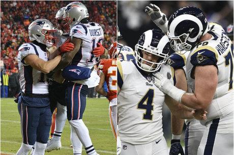 Super Bowl 53 acontece no dia 3 de fevereiro
