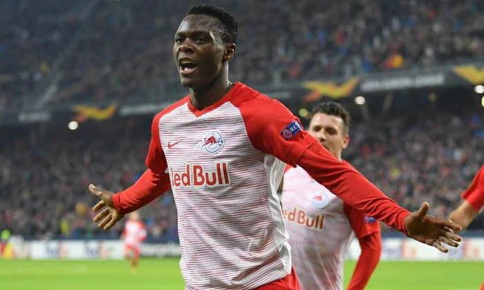 Patson Daka - O atacante da equipe austríaca Red Bull Salzburg marcou até agora 21 gols, totalizando 31,5 pontos.