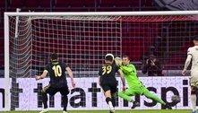 Nas quartas da Liga Europa, muito bem os quatro clubes visitantes