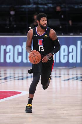 Paul George (Los Angeles Clippers) 7,0 - Autor de 27 pontos e de arremessos decisivos, George acertou quatro cestas de três, mas cometeu três erros de ataque