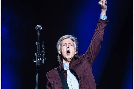 Paul McCartney é um dos nomes confirmados no Lolla