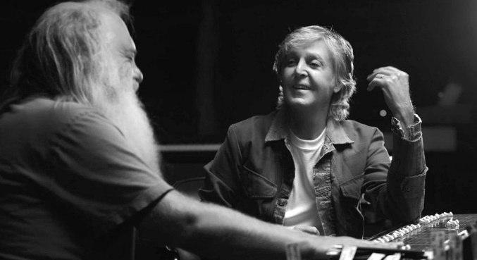 Em 'McCartney 3,2,1', Paul e Rick Rubin refletem sobre vários temas da música