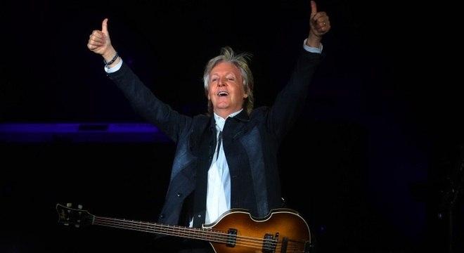 Paul McCartney nem cantou Yesterday, mas não precisava
