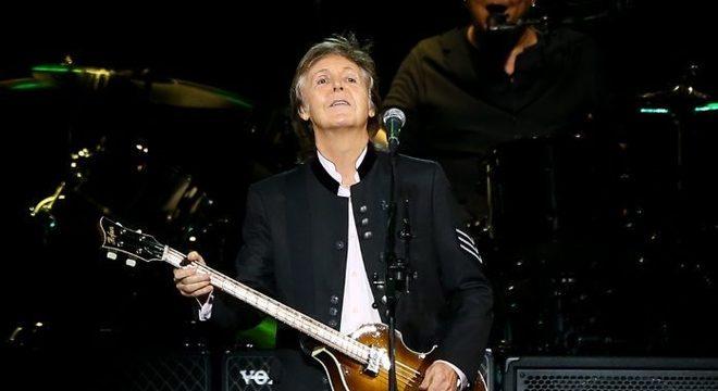 Paul McCartney em 2017