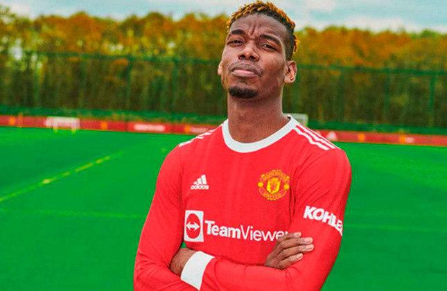Paul Pogba (28 anos) - Meio-campista do Manchester United - Valor de mercado: 60 milhões de euros - O Manchester tem interesse na renovação e clubes como Real Madrid e PSG constantemente sondam o atleta.