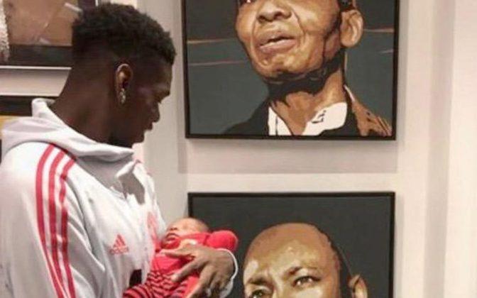 Paul Pogba é um dos atletas mais atIvos na luta contra o racismo. Paul utiliza seus meios de comunicação para publicar sua luta diária contra o racismo.