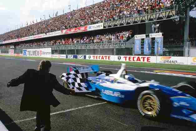 Paul Tracy conquistou o título da Champ Car em 2003 pela Forsythe