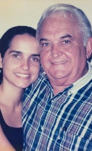O pai de Paula se matou aos 58 anos  (Arquivo Pessoal )