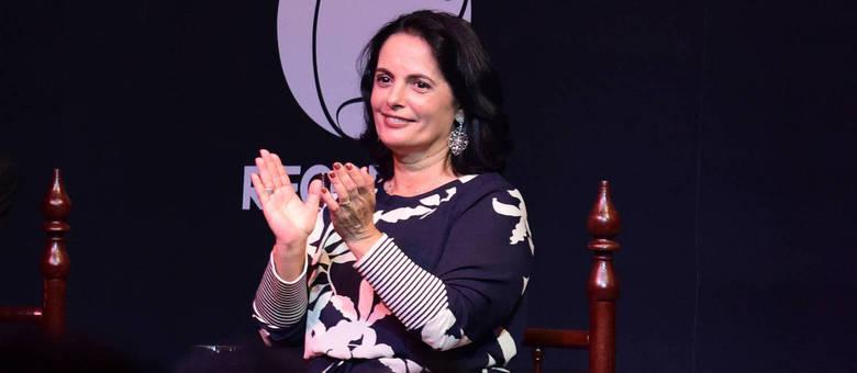 """Paula Richard vai escrever a novela """"Salomão"""""""