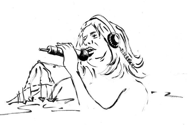 As músicas dos anos 80, como as de Paula Toller, marcaram uma geração