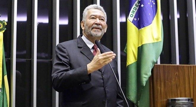Na imagem, o deputado federal Paulão (PT-AL)