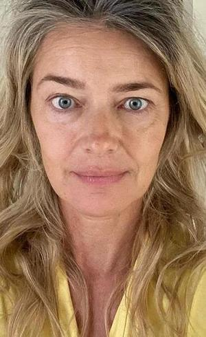 Ex-modelo falou sobre envelhecer