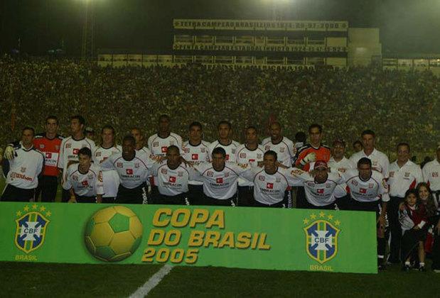 Paulista: 1 título (2005)
