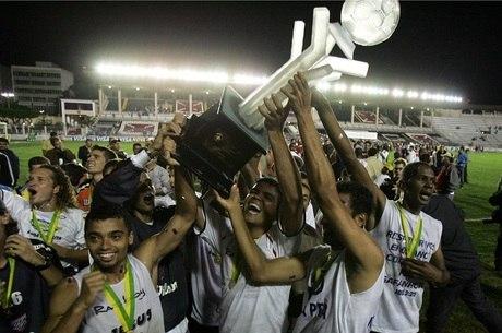 Conquista de 2005 foi histórica para o Paulista
