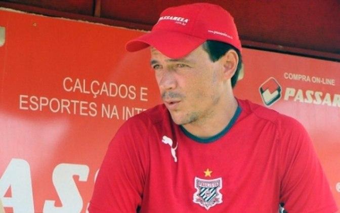 Paulista (SP) (2010 - 2011) - Em 2010, o treinador voltou a conquistar a Copa Paulista de Futebol, dessa vez, no comando da equipe de Jundiaí. Ao longo dessa passagem, foram 32 jogos, com 14 vitórias, 9 empates e 9 derrotas.