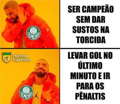 Paulistão 2020 - Após 12 anos sem ganhar a competição, o Palmeiras superou o Corinthians na final e conquistou o título estadual