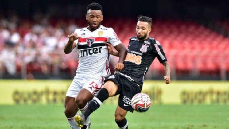 Paulistão de 2018 - O São Paulo não chegou na final, mas foi por muito pouco. O time foi eliminado na semifinal, nos pênaltis, pelo Corinthians.