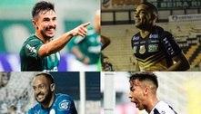 Paulistão tem Palmeiras na mão do rival, e Santos contra rebaixamento