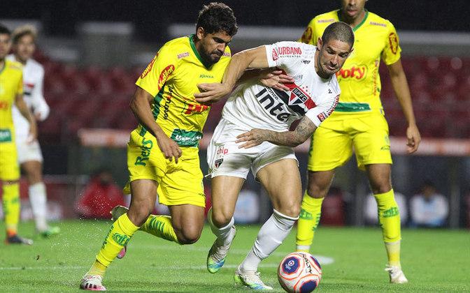 Paulistão/Quartas/Mirassol: A última eliminação foi para o Mirassol, que perdeu 18 jogadores na paralisação. O São Paulo saiu em pleno Morumbi após perder por 3 a 2.