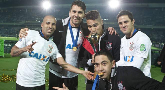 Paulo André cobrou adicional noturno por vencer o Mundial de Clubes
