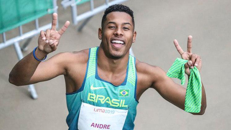 Paulo André Camilo participa das semifinais dos 100m rasos, a prova mais nobre do atletismo, às 7h15.