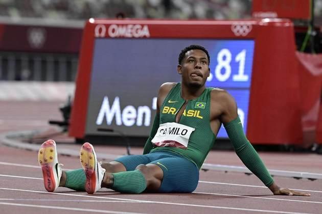 Paulo André não conseguiu se classificar para a final da prova dos 100m rasos de atletismo. O brasileiro não foi bem na semifinal e terminou em último lugar em sua bateria.