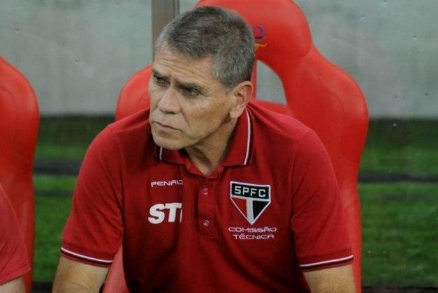 Paulo Autuori (2005) - Ele chegou e levou o time ao título da Libertadores e do Mundial de Cuubes.