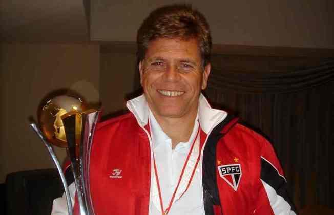 Paulo Autuori - Foi o técnico campeão da Libertadores e Mundial de 2005 com o São Paulo. Teve outra passagem pelo clube em 2014.
