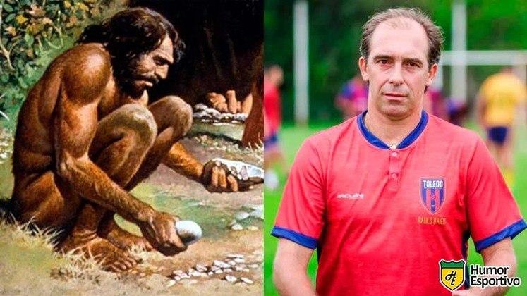 Paulo Baier se dedicava para realizar uma das maiores descobertas da humanidade: o fogo