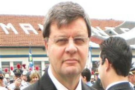 Paulo Bicudo, novo Delegado Geral da Polícia de SP