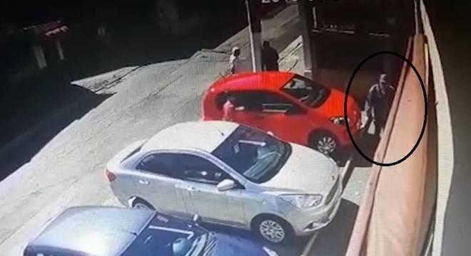 Paulo Cupertino é visto em padaria de SP minutos antes de crime